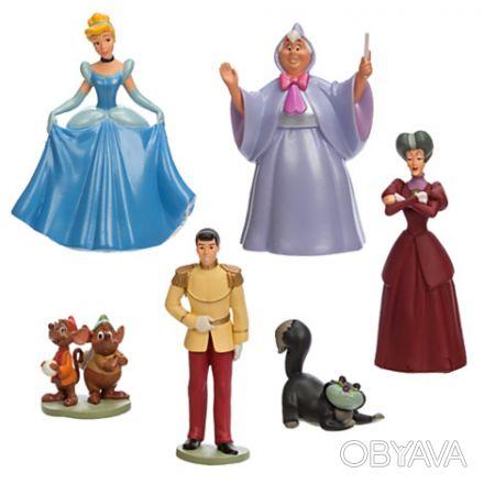Размер фигурок: 10 см  Производитель: Disney, США  Для детей старше 3-х лет  . Запоріжжя, Запорізька область. фото 1