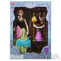 Высота куклы 30 см  Для детей от 3-х лет  Производитель Дисней, США   В набо. Запоріжжя, Запорізька область. фото 4