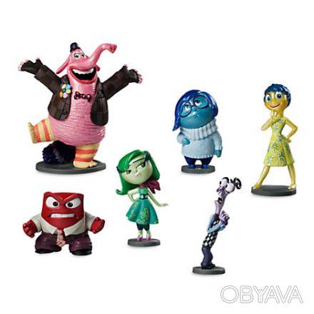 Размер фигурок: до 11 см  Производитель: Disney, США  Для детей: от 3-х лет  . Запоріжжя, Запорізька область. фото 1