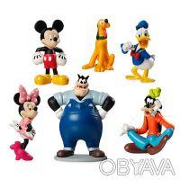 Размер фигурок: 10 см  Производитель: Disney , США  Для детей старше 3-х лет . Днепр, Днепропетровская область. фото 2