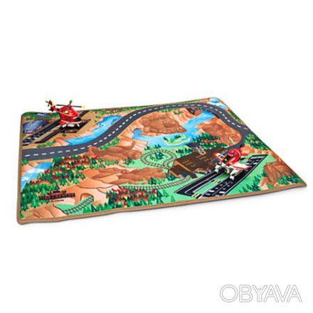 """В наличии игровой набор коврик знаменитого мультфильма Уолта Диснея """"Самолеты-2:. Запорожье, Запорожская область. фото 1"""