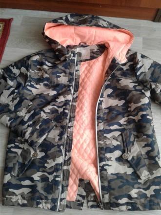 Куртка осінньо весняна. Стрый. фото 1