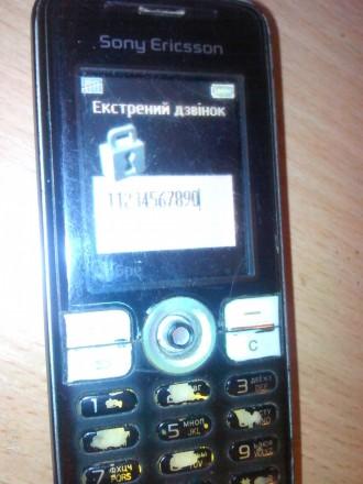 мобильный телефон sony ericsson k510i  задняя крышка в комплекте. БЕЗ зарядного . Днепр, Днепропетровская область. фото 3