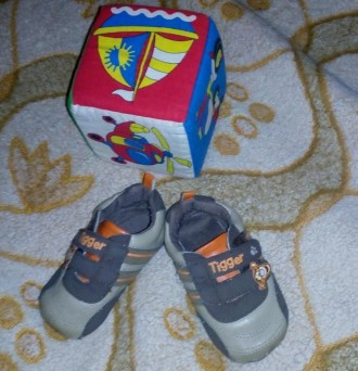 Кроссовки, пинетки, первая обувь малыша. Днепр. фото 1