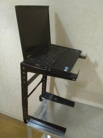 Усиленная стойка для ноутбука с регулировкой по высоте.. Одесса. фото 1