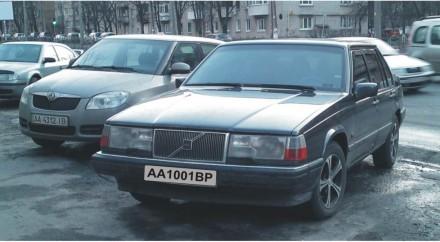 Вольво 960 после аварии. Продажа по запчастям. Киев. фото 1