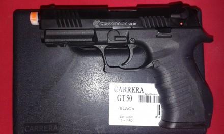 Новый стартовый пистолет CARRERA GT-50. Константиновка. фото 1