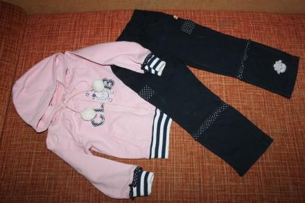 Спортивный костюм на 4-5 лет. Запоріжжя. фото 1