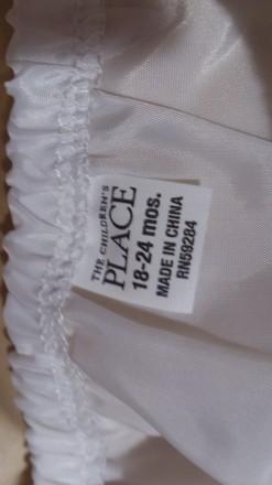 Платье на девочку + трусики на 18-24месяца. Днепр, Днепропетровская область. фото 7