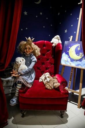 Интерьерные ростовые куклы. Днепр. фото 1