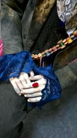 Интерьерная ростовая кукла Шляпник, разработана для витрины магазина Акварель.. Днепр, Днепропетровская область. фото 7