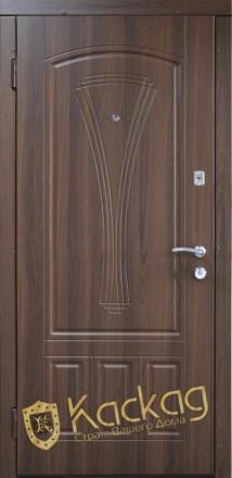 Двери входные металлические модель Марсель серия Стандарт.. Киев. фото 1