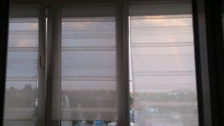 шторы на балкон. Днепр. фото 1
