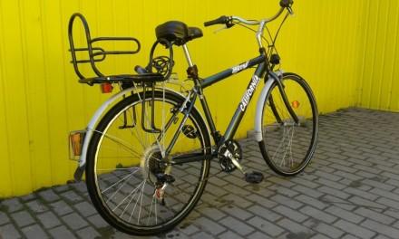 Велосипед алюміній Німеччина. Броды. фото 1