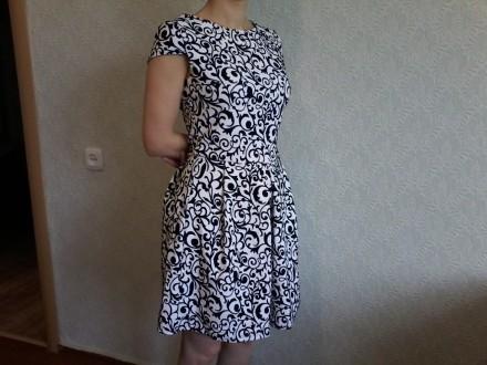 Красивое платье. Семеновка. фото 1