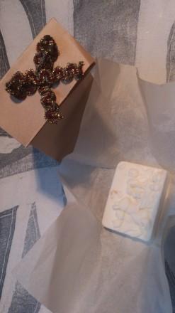 Мыло ручной работы Прекрасный подарок для женщин, девушек и детей - мыло ручной. Днепр, Днепропетровская область. фото 4