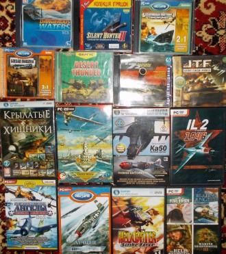 Игры для РС и подставки для дисков. Чернигов. фото 1