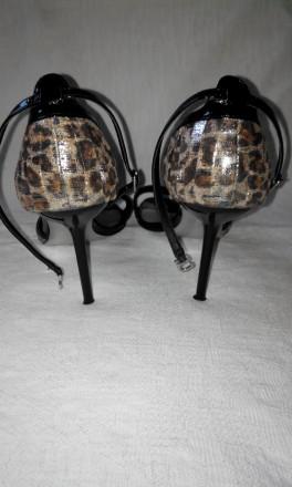Очень классные босоножки Queen на шпильке. Выглядят очень эффектно, одеты пару . Лубны, Полтавская область. фото 6