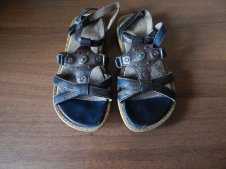 Босоножки кожаные   Берегиня для   девочки 32 размер ,сандалии , кожа. Чернигов. фото 1