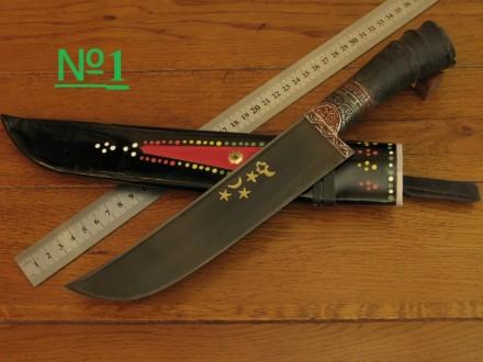 Продам кухонные узбекские ножи. Киев. фото 1