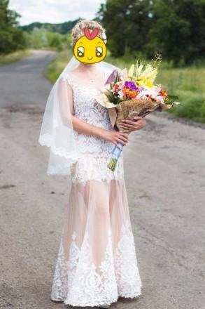 Свадебное платье. Полтава. фото 1