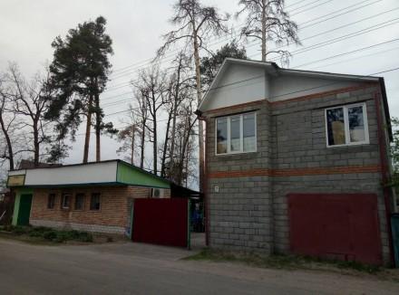 Продається 2-х кімнатна 1/2 будинку в Клавдієво в центрі. Бородянка. фото 1