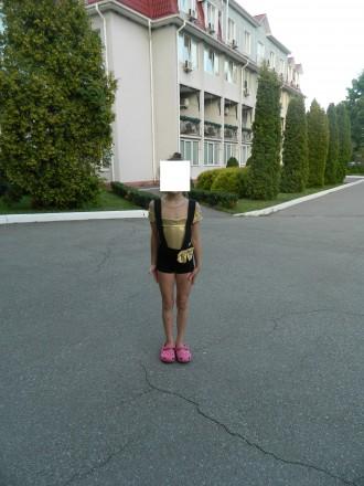 Купальник для художественной гимнастики. Киев. фото 1