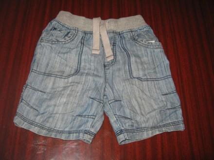Шорты детские джинсовые Tu. Кременчуг. фото 1