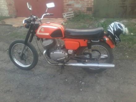 Продам мотоцикл Чезет- 350. Славянск. фото 1