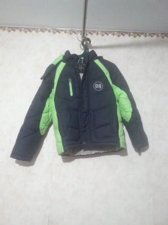 Курточка на мальчика. Киев. фото 1
