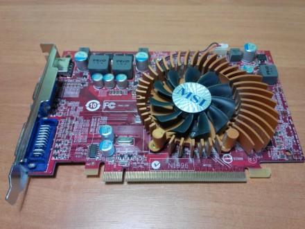 Відеокарта MSI PCI-Ex Radeon HD4670 512 MB DDR3. Киев. фото 1