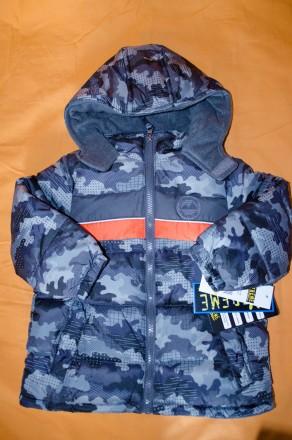 Теплая и легкая куртка Ixtreme из Америки. Киев. фото 1