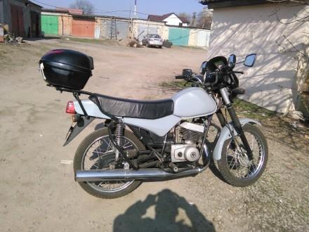Продам мотоцикл. Борисполь. фото 1