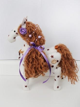 Лошадка Адель. Широкое. фото 1