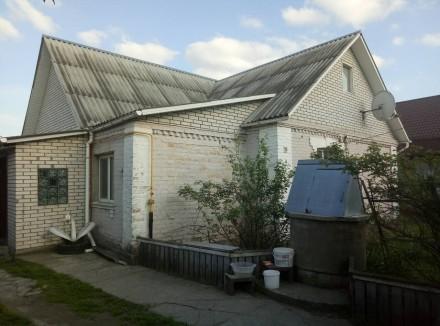 Продається 4-х кімн.будинок в Клавдієво з санвузлом всередині.. Бородянка. фото 1