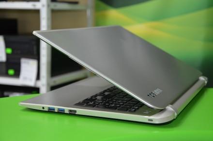 Ноутбук TOSHIBA SATELLITE S50-B-14Z   I7-5500U   8GB  1TB   RADEON R7. Одесса. фото 1