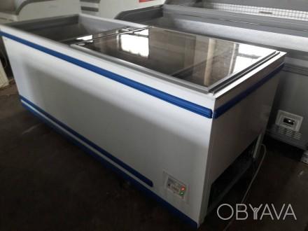 Морозильные лари камеры 600, 800, 1000 л. Холодильные шкафы витрины. Прилуки