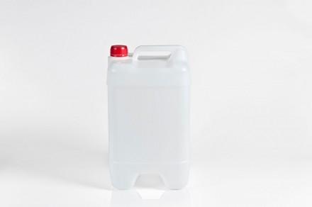 Пластиковая канистра для пищевых продуктов. Киев. фото 1