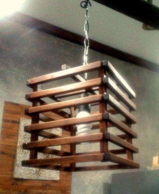 Продам деревянную люстру.. Запорожье. фото 1