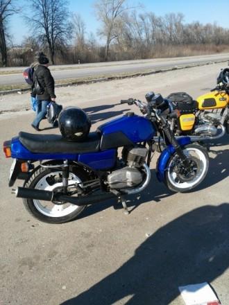 Продам мотоцыкл ява 634. Сумы. фото 1