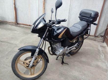 Продам мотоцикл Yamaha YBR-125. Чугуев. фото 1