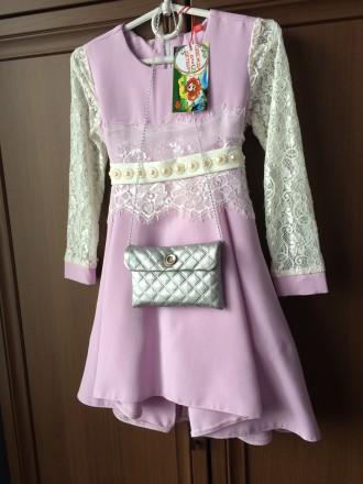 Дитяча святкова сукня. Переяслав-Хмельницкий. фото 1