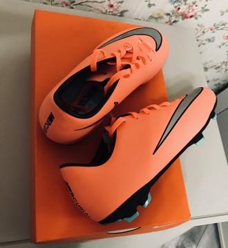 Футбольні бутси Nike. Ужгород. фото 1