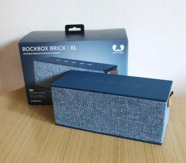 продам акустическую систему Fresh 'N Rebel Rockbox Brick XL. Киев. фото 1
