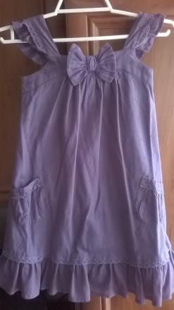 Легенька сукня,х/б, Monsoon, на 2-3р., 98см. Ужгород. фото 1