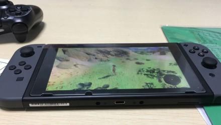 Nintendo Switch Защетное закаленное стекло 0.33 мм 2.5D. Николаев. фото 1