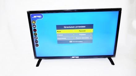LCD LED Телевизор JPE 22