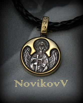 Акимовские,эксклюзивные кресты под заказ,золото с чернением 585,750*,серебро с ч. Днепр, Днепропетровская область. фото 5