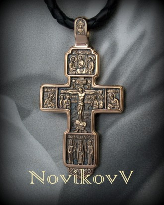 Акимовские,эксклюзивные кресты под заказ,золото с чернением 585,750*,серебро с ч. Днепр, Днепропетровская область. фото 7