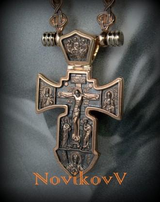 Акимовские,эксклюзивные кресты под заказ,золото с чернением 585,750*,серебро с ч. Днепр, Днепропетровская область. фото 8